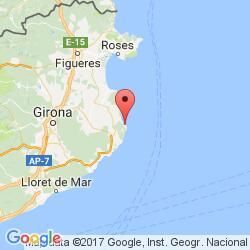 Karte Costa Brava Spanien.Ihre Luxusvilla An Der Costa Brava Und Costa Dorada In